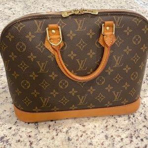 Vintage Louis Vuitton Alma PM